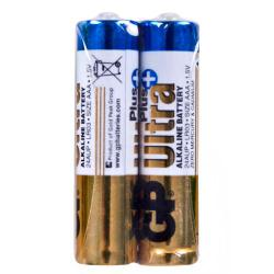 Батарейка GP ULTRA PLUS ALKALINE, 1.5V, 24AUPHM-2S2, щелочная, LR03 AUP, AAA (4891199103681)