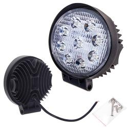 Фара прожектор LML-K0627D FLOOD (9led*2w) D=115mm (K0627D F)