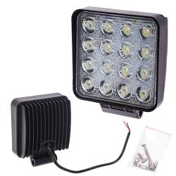 Фара прожектор LML-K1748E FLOOD (16led*2w) 105mm*105mm (K1748E F)