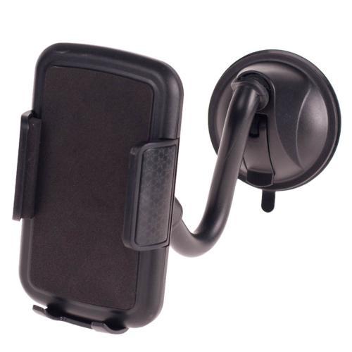 Держатель мобильного телефона PULSO UH-2054BK (60-95мм) на гибкой ножке (UH-2054BK)