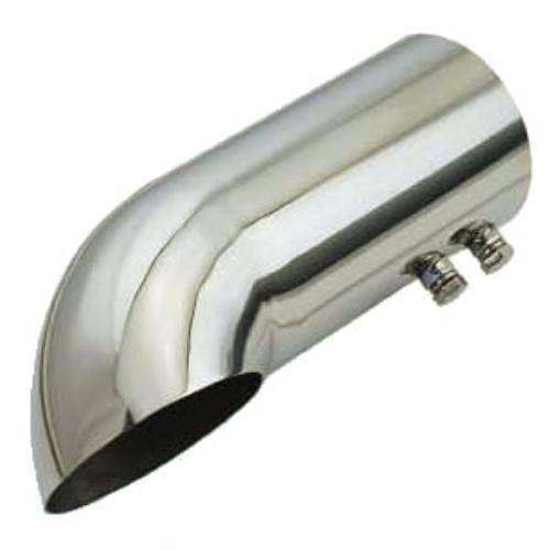 Насадка на глушитель НГ-0062,  внутр.d 58мм/дл. 191мм /внеш.d 58мм (НГ-0062)